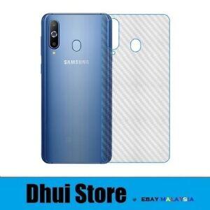 Samsung-Galaxy-A21-3D-Transparent-Carbon-Fiber-Back-Rear-Protective-Film