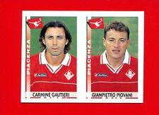 CALCIATORI Panini 2000-2001 - Figurina-sticker n. 540 - PIACENZA -New