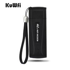Unlocked 4G Lte Wifi Router USB Modem Mobile Hotspot Dongle  Wifi Extender