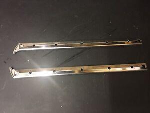 BOSCH Neff SGS55C02GB//01 DISHWASHER UPPER BASKET RAIL Rails RUNNER Pair