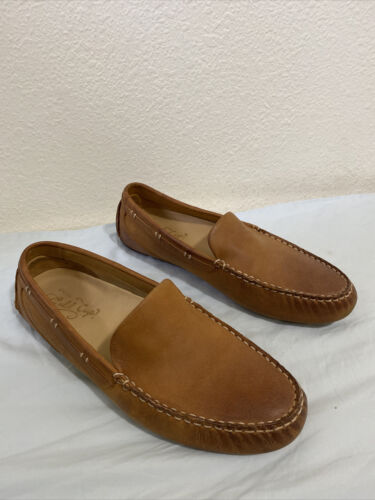 mens sperry gold cup 10