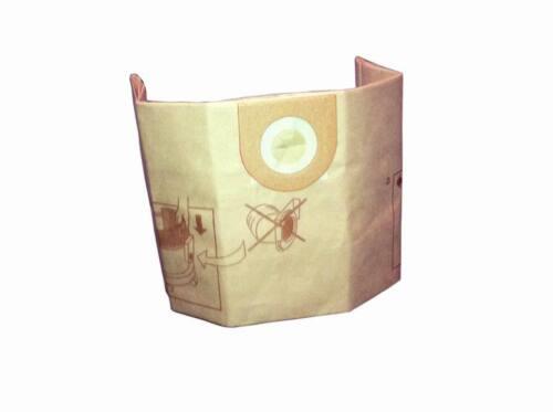 10 sacs pour aspirateur pour ARLETT Classic Luna 1300//1400 ar1