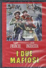 Dvd **FRANCO FRANCHI & CICCIO INGRASSIA ♥ I DUE MAFIOSI** nuovo 1964