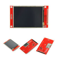 Neu 240x320 SPI TFT LCD-Display Serial Port Modul 2.8+PCB ILI9341 5V/3,3 V