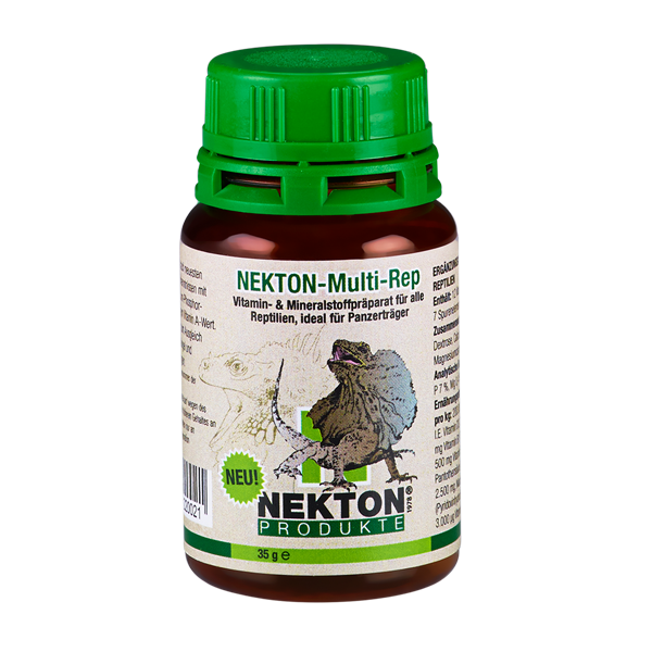 Reptilien Nekton Multi Multi Multi Rep 750 g  Vitamine und Mineralstoffe 9acc64