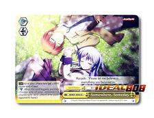 Weiss Schwarz Angel Beats! x 4 Somewhere, Someday [AB/W31-E052 CC] English
