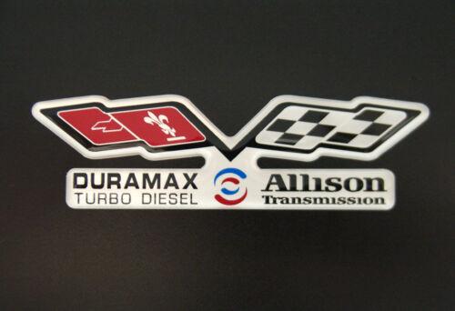 Allison flags EMBLEM  Super Sized Satin Duramax
