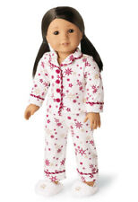NO DOLL American Girl Truly Me Warm Wishes Pj/'s Pajama/'s NEW in Box