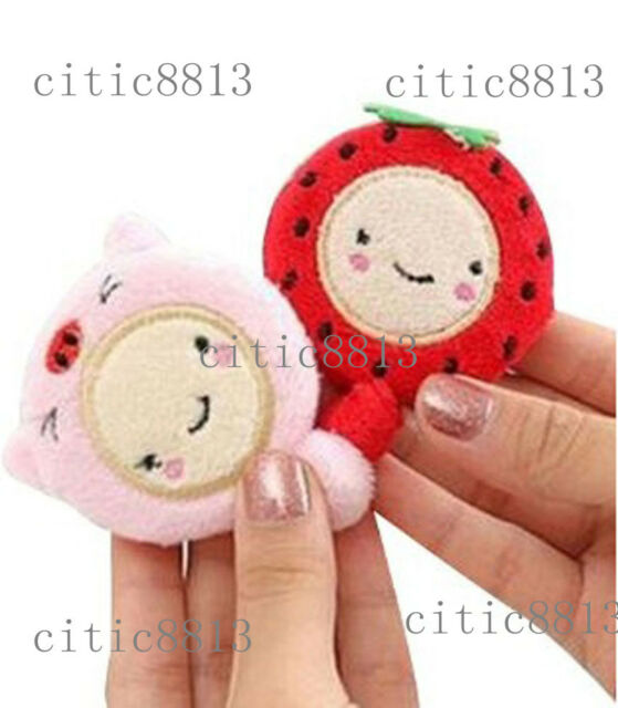"Cute Mini Retractable 60""1.5M Sewing Tailor Plastic Flat Tape Measure Ruler Tool"