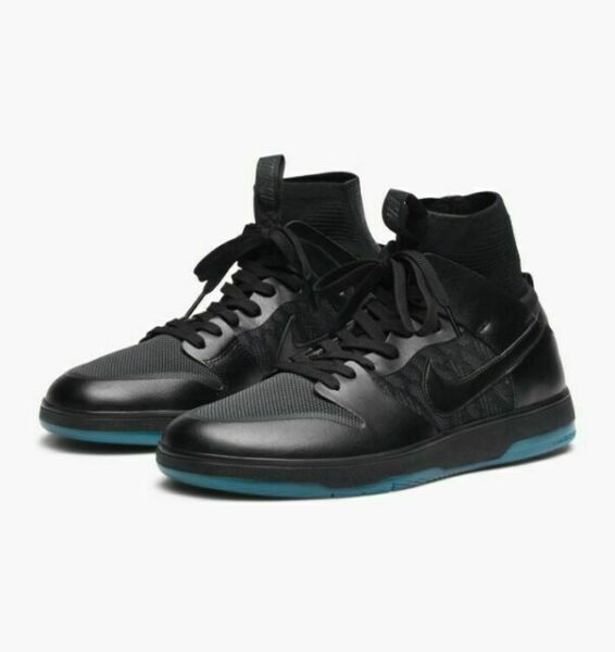 Size 9.5 - Nike SB Dunk Elite High Dark Atomic Teal for sale ...