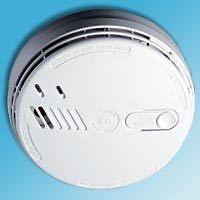 Ei141 Smoke Alarm >> AICO EI141 240V SMOKE DETECTOR mains IONISATION | eBay