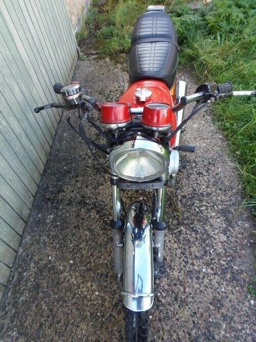 Honda, CB 250, ccm 250