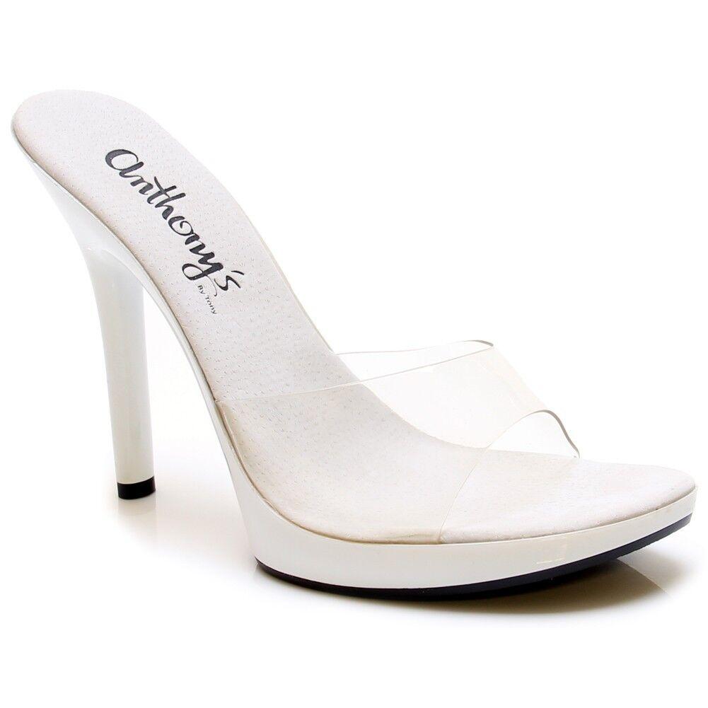 A-325-5 Women's, Ladies Sexy Mini Platform Sandal. 5