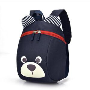 bf0420cde5 Image is loading Kid-Boys-Girls-Backpacks-Baby-Toddler-Preschool-Backpack-