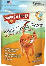Emerald Pet Cat Chicken Dental Grain Treats 3 Ounce 30z