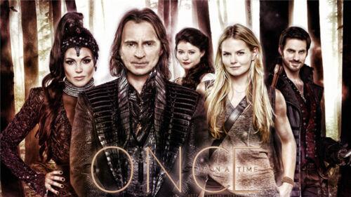 """06 Once Upon A Time Fairy Tale Emma Season 1 2 3 4 USA TV 21x13/"""""""