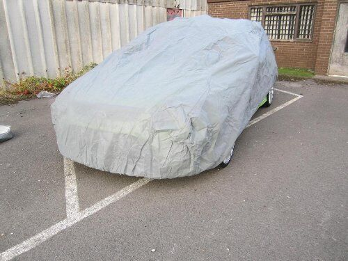 MPEssential Breathable Water Resistant Full Car Cover for Renault Clio Gran Tour