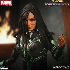 Mezco-One-12-Collective-Marvel-Thor-Ragnarok-Hela-1-12-Scale-Figure-New-In-Stock