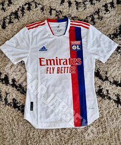 Maillot Jersey OL Olympique Lyonnais 2022 Adidas HEATRDY Player LYON Domicile