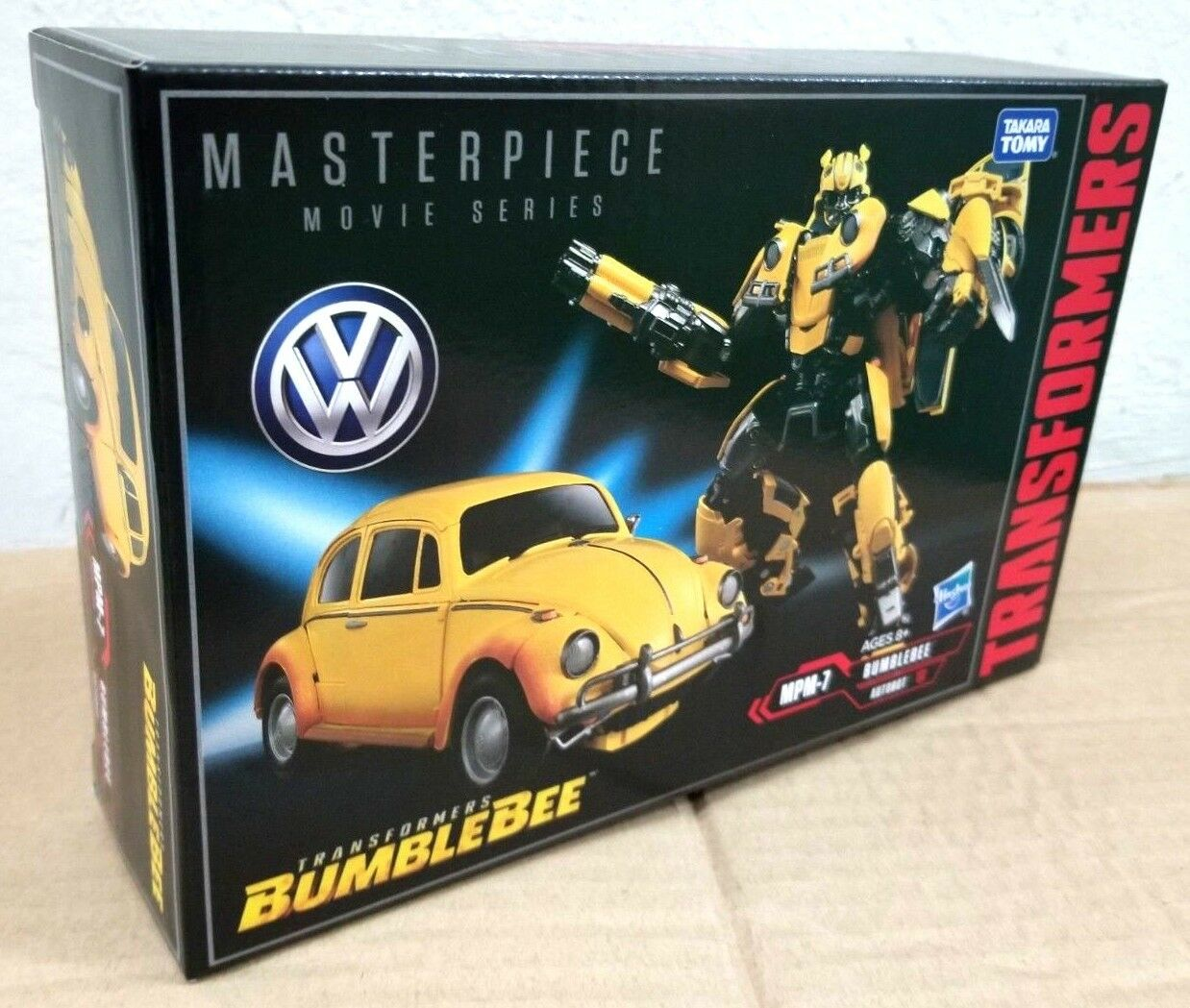 TAKARA Transformers  MPM-7 Bumblebee Master Piece MPM-07  avec 60% de réduction