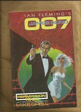 James Bond permission to die 2 NM 1989 Eclipse Comics US comics