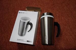 kaffee to go becher thermobecher metmaxx keramik ebay. Black Bedroom Furniture Sets. Home Design Ideas