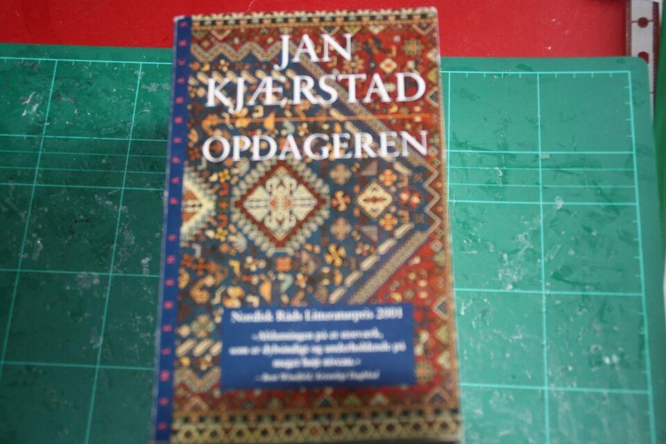 Forføreren, Jan Kjærstad, genre: krimi og spænding