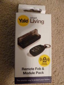 Yale-Smart-Living-Remote-Key-Fob-amp-Module-Pack-ORIGINAL