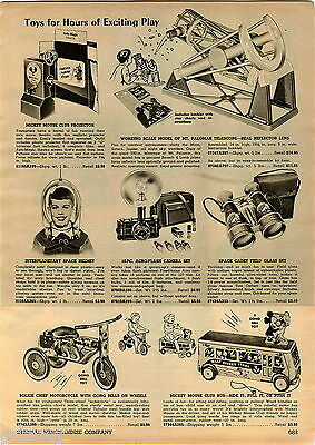 1973 ADVERT Matchbox Toy Transporter Hot Wheels Prowler Odd Job Tuff Boy Remco