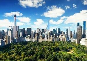 New-York-City-Poster-Size-A4-A3-America-Travel-Landscape-Poster-Gift-12629