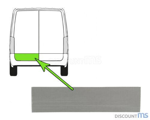 REPARATURBLECH TR H= 200 MM HINTEN LINKS FR PEUGEOT BOXER BUS ...