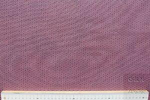 Stoff-Baumwolle-beschichtet-Peyer-Syntex-Indigo-Bluemchen-beere-160-cm