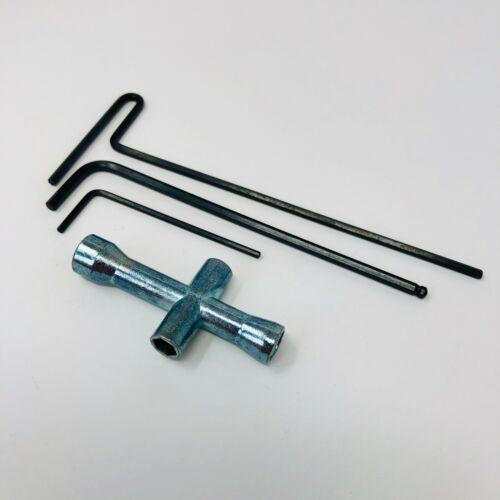 Traxxas TRX4 TRX-4 Sport RC outil//Kit Réparation 4 pièces NEUF