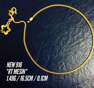Gold-Bracelet-Mesin