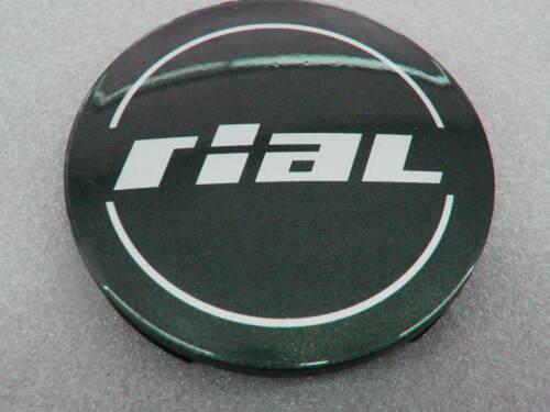 ORIGINALE Rial Cappuccio Mozzo 64 mm 60 mm Antracite N 32 COPERCHIO MOZZO GRIGIO TITANIO n32
