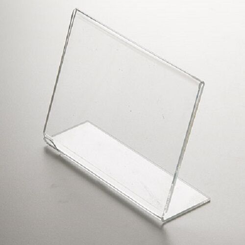 8 X 10 Clear Acrylic Perspex Photo Frame Landscape Standing   eBay