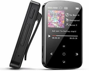 Mp3 player sport bluetooth benjie mini mp3 with 128g new portable hifi loss