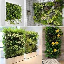 56 Pocket Hanging Vertical Garden Planter Indoor Outdoor Herb Pot Decor  Planter