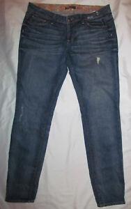 elasticizzati boyfriend jacquy skinny 28 skinny Jeans strappati BXIxwBf