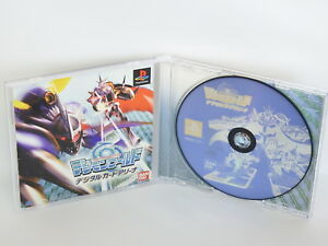 DIGIMON-WORLD-CARD-ARENA-ref-ccc-Playstation-PS-1-Japan-Game-p1