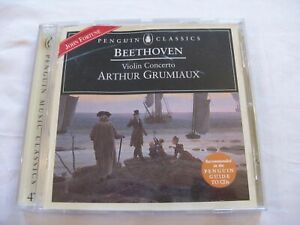 PENGUIN-460-647-2-BEETHOVEN-Violin-Concerto-CD