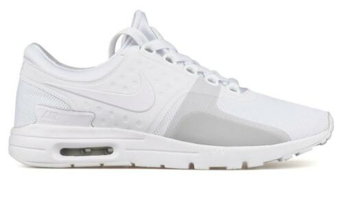 Womens Running White Trainers Nike 857661 Zero Max Air 104 XPwnX