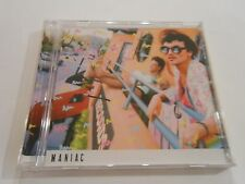 Maniac Records Radio Sampler  CD Kenneth & Eisenhausen Present 10 Tracks NEW