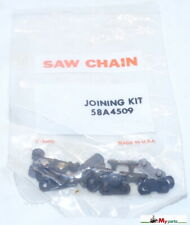 """10pcs plain /& preset tie straps Joining kit for 1//4/"""" pitch saw chain"""