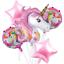 5PC-Set-Unicorn-Foil-Balloons-Baby-Shower-Birthday-Party-Decor-Helium-Balloon thumbnail 2