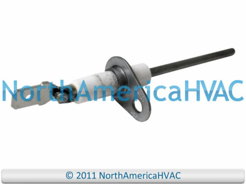 Luxaire York gaz four Flame Sensor Rod 025-37499-000 S1-02537499000