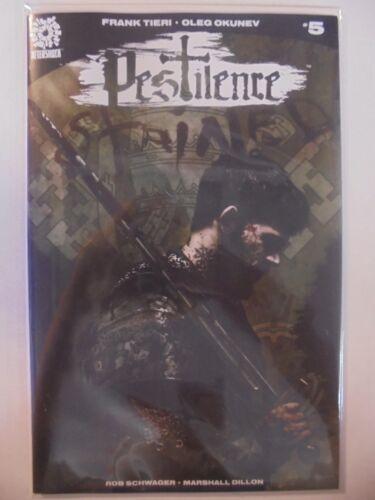 Pestilence #5 Aftershock NM Comics Book