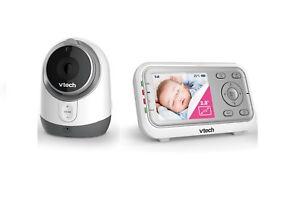 VTECH-BM3300-SINGLE-CAMERA-SAFE-amp-SOUND-VIDEO-AUDIO-2-4GHZ-DIGITAL-BABY-MONITOR
