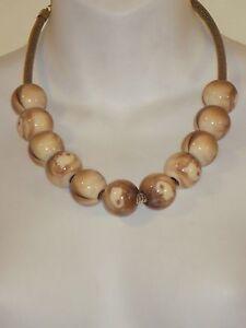 PONO Joan Goodman Sailing to Tahiti Choker Necklace NWOT $295