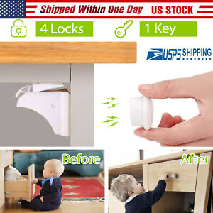 Magnetic-Cabinet-Locks-Baby-Safety-Invisible-Child-Kids-Proof-Cupboard-Drawer